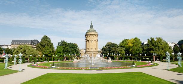 Ernestus in Mannheim
