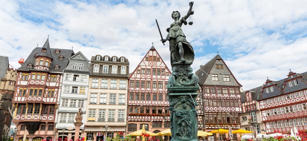 Ernestus in Frankfurt