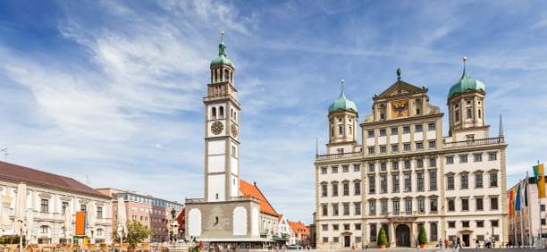 Ernestus in Augsburg